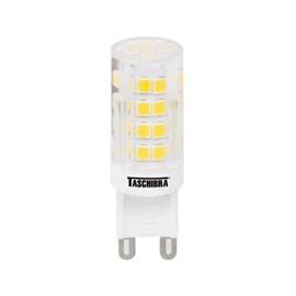 Lâmpada LED Halopin G9 3,0W 2700K 127V Taschibra