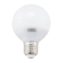 Lâmpada LED Mini Ballon 8W Luz Branco Quente Bivolt E27 Luminatti