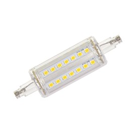 Lâmpada LED Palito 5W Luz Amarela Bivolt Romalux