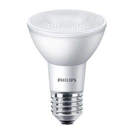 Lâmpada LED PAR 20 6,5W Luz Branco Quente Bivolt Philips