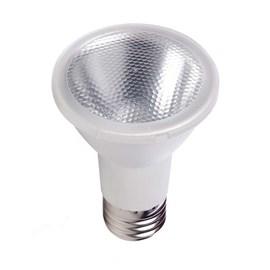 Lâmpada LED PAR 20 6W Luz Amarela IP65 Bivolt Luminatti