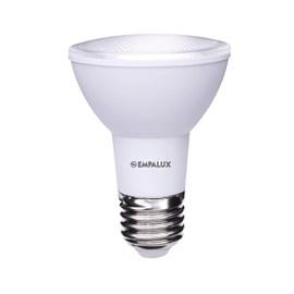 Lâmpada LED PAR 20 7W Luz Branco Quente Bivolt Empalux