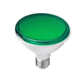Lâmpada LED PAR 30 10W Luz Verde IP54 Bivolt Save Energy