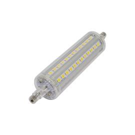 Lâmpada Palito LED 10W Luz Branco Quente Bivolt R7s Romalux