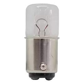 Lâmpada Sinalizadora BA15D 24V 6W Sadokin