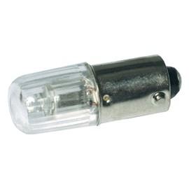 Lâmpada Sinalizadora Neon BA9S 220V Metaltex