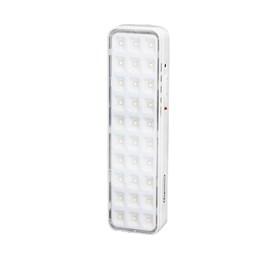 Luminária de Emergência LED 100 Lumens Bivolt Segurimax