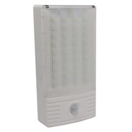 Luminária de Emergência LED 288 Lumens Segurimax