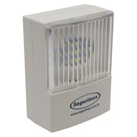 Luminária de Emergência LED 50 Lumens Segurimax