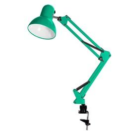 Luminária de Mesa Articulada com Garra Verde G20