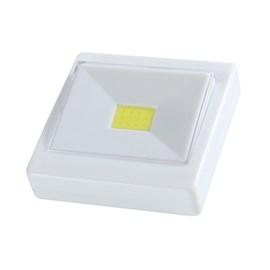 Luminária de Sobrepor Quadrado LED 3W Touchlight Pocket Luz Branco Frio Avant
