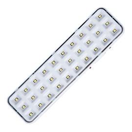 Luminária Emergência Autônoma 30 Leds LDE Intelbras