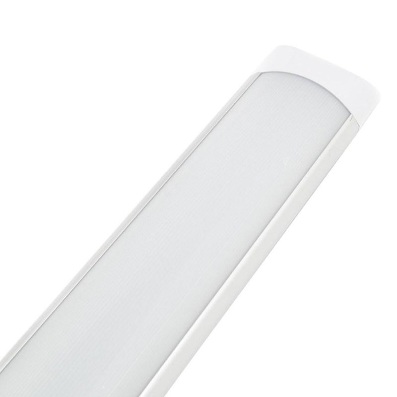 Luminária LED Linea 36W 120cm Luz Branco Frio Bivolt Empalux