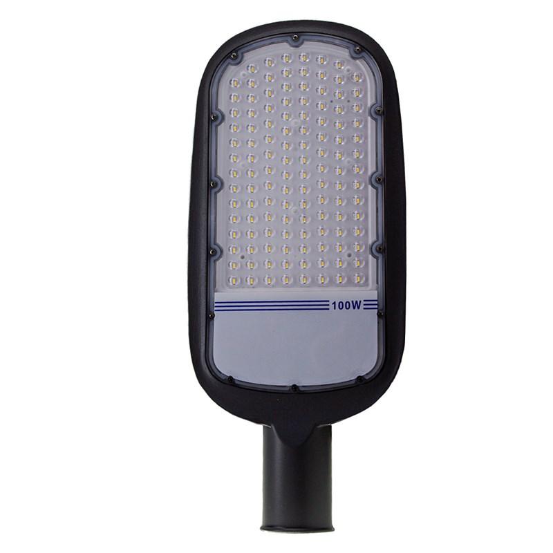 Luminária LED Pública Sarin 100W IP66 Luz Branca Bivolt Empalux