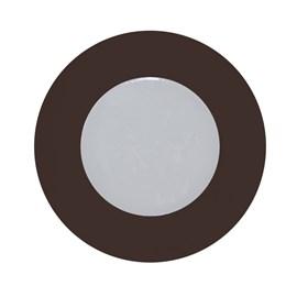 Luminária para Móvel Marrom LED Luz Amarela Bivolt Diodo