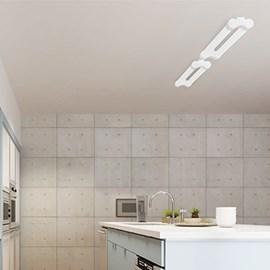 Luminária Supimpa LED 5W Luz Branca Bivolt Avant