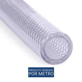 Mangueira Cristal Trançada 3/8x2 Para Metro Pabovi