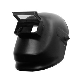 Máscara de Solda Articulada Preta Delta Plus
