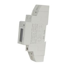 Medidor de consumo Monofásico 50A 110-220VCA Rohdina