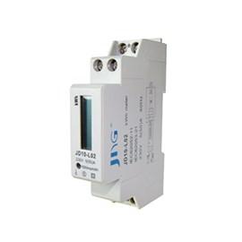 Medidor de Consumo Monofásico de Energia JD10-lO2 230VCA 50A JNG
