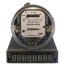 Medidor De Consumo Trifásico 380V 200A 4 Fios 3 Elementos Eletro Flissak