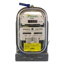 Medidor De Consumo Trifásico 380V 400A 4 Fios 3 Elementos Eletro Flissak