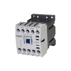 Mini Contator CTM16-B0-301 15A 24VCC 1NF Metaltex