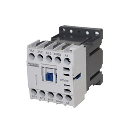 Mini Contator CTM16-B0-310 15A 24VCC 1NA Metaltex
