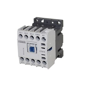 Mini Contator CTM16-B5-310 15A 24VCA 1NA Metaltex