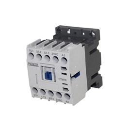 Mini Contator CTM16-E5-301 15A 110VCA 1NF Metaltex