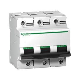 Mini Disjuntor A9N18365 C Tripolar 80A Schneider