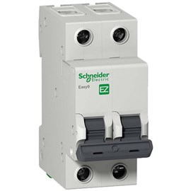 Mini Disjuntor C Bipolar 25A Schneider