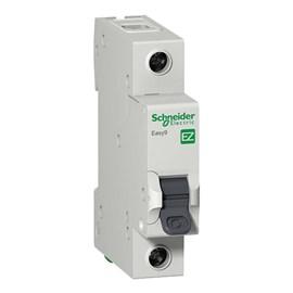 Mini Disjuntor C Monopolar 10A Schneider