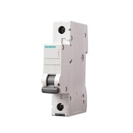 Mini Disjuntor C Monopolar 32A Siemens