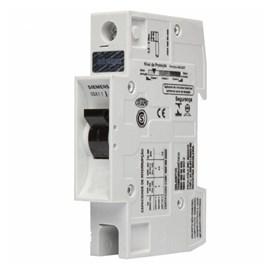 Mini Disjuntor C Monopolar 63A Siemens