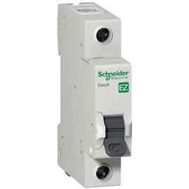Mini Disjuntor C Monopolar 6A Schneider