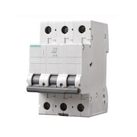 Mini Disjuntor C Tripolar 80A Siemens