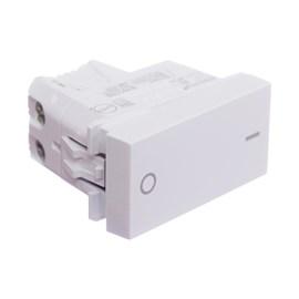 Módulo Interruptor Bipolar Simples 10A Branco Orion Schneider