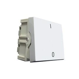 Módulo Interruptor Bipolar Simples 20A Branco Home Blux