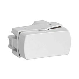 Módulo Interruptor Simples 10A Branco Miluz Schneider