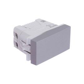 Módulo Interruptor Simples 10A Cinza Orion Schneider