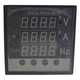 Multimedidor A/V/Hz 96X96mm JNG