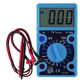Multímetro Digital ET-1000 Minipa