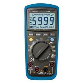 Multímetro Digital ET-1649 Minipa