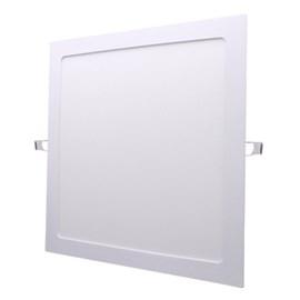 Painel LED de Embutir 18W Luz Branco Neutro Quadrado Bivolt Empalux