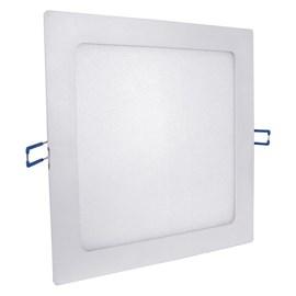 Painel LED de Embutir 18W Luz Neutra Quadrado Bivolt Empalux