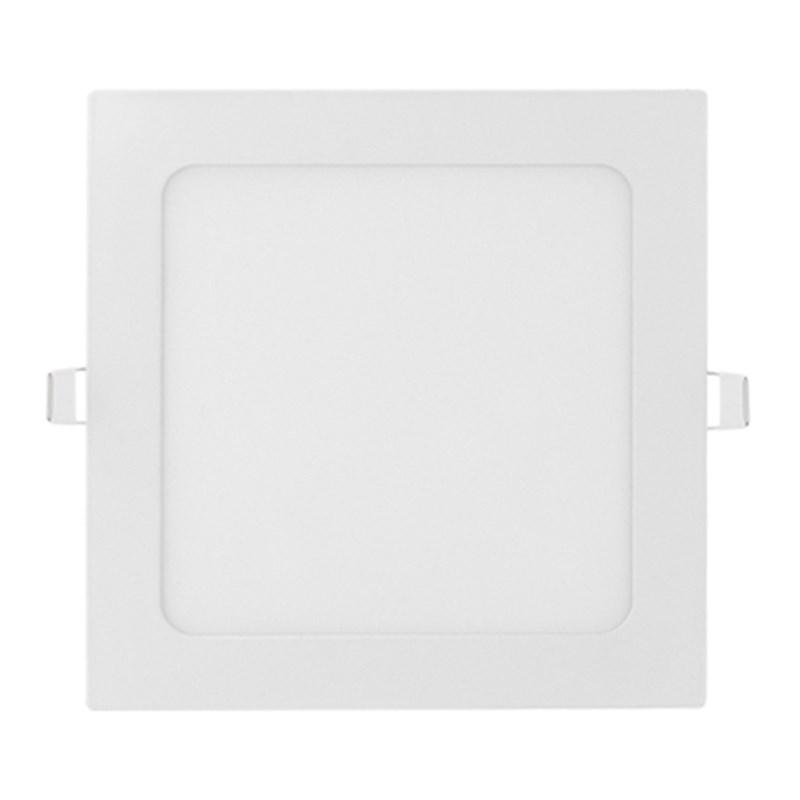 Painel LED de Embutir 20W Luz Branca Quadrado Bivolt Save Energy