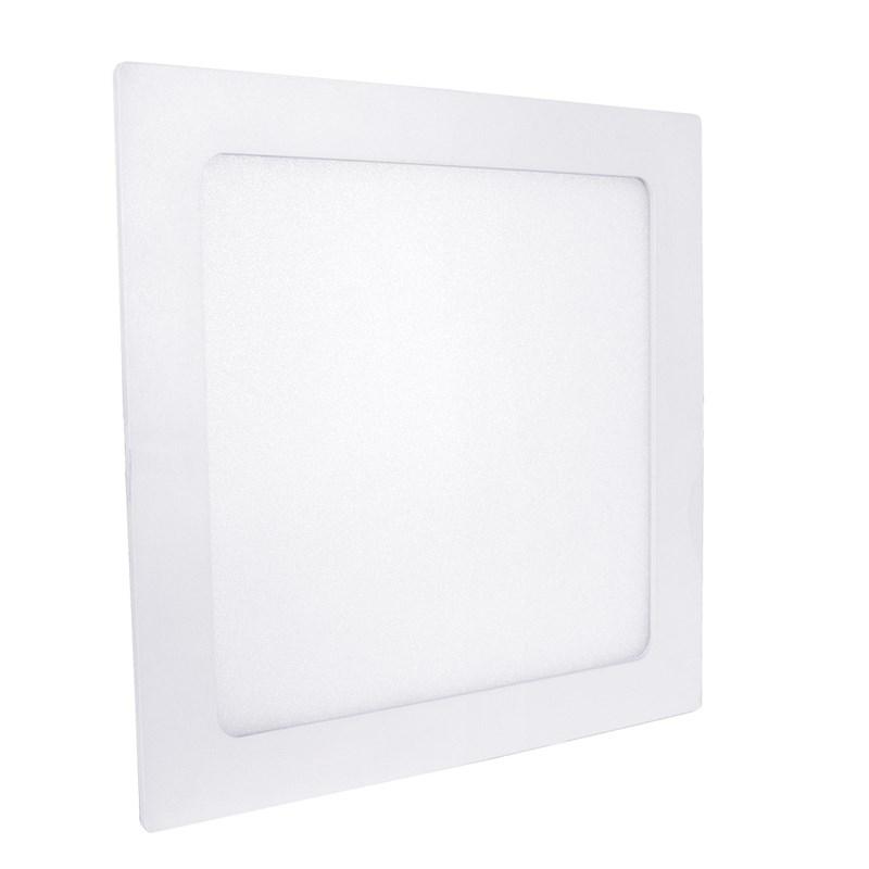 Painel LED de Embutir 20W Luz Branca Save Energy