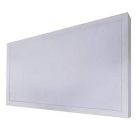 Painel LED de Embutir ou Sobrepor 12W Luz Branca Empalux