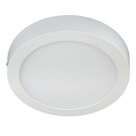 Painel LED de Sobrepor 24W Luz Branco Frio Bivolt Empalux